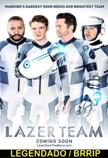 Assistir Lazer Team – Legendado (2016)
