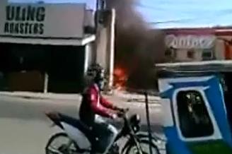 Auto Bomba en Filipinas