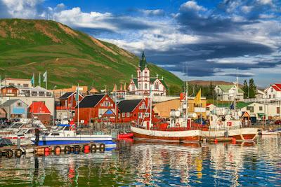 Les meilleurs hébergements d'Húsavík