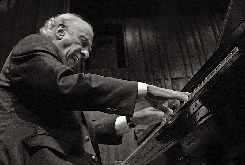 The Perlich Post: Happy Birthday Dick Hyman!