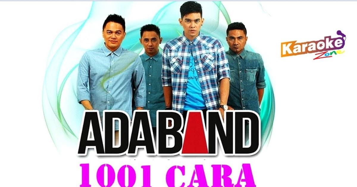 Lirik Lagu 1001 Cara - Ada Band