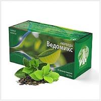 Чай Ведомикс для плавного очищения организма от токсинов