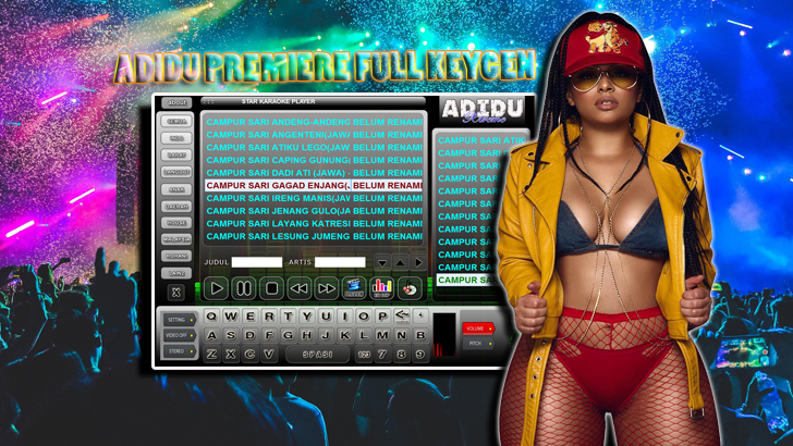 Download Software Karaoke Adidu Premiere Full Keygen