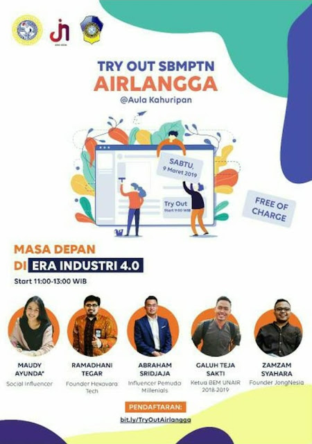 Try Out SBMPTN Airlangga