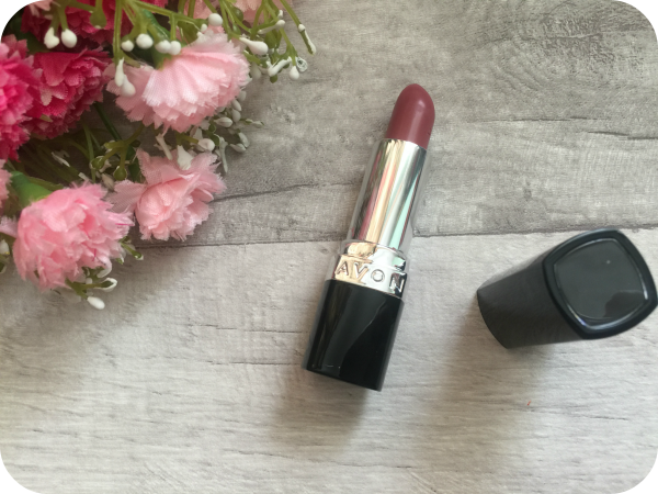 avon ultra colour lipstick toasted rose review