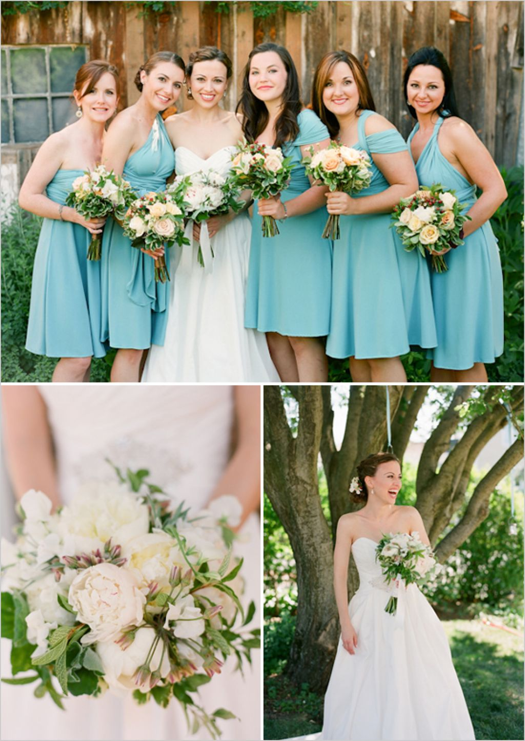 Tuxedo By Sarno: April Showers Bring Wedding Flowers!