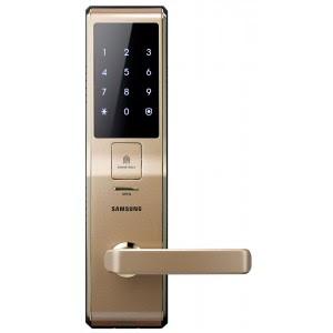 Khóa điện tử vân tay Samsung giữ an toàn cho ngôi nhà của bạn