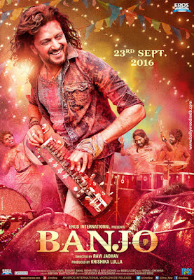 Banjo 2016 Hindi 720p HDTV Rip 950mb world4ufree.ws , Bollywood movie hindi movie Banjo 2016 Hindi 720P bluray 700MB Hindi 720p WEBRip 1GB movie 720p dvd rip web rip hdrip 720p free download or watch online at world4ufree.ws