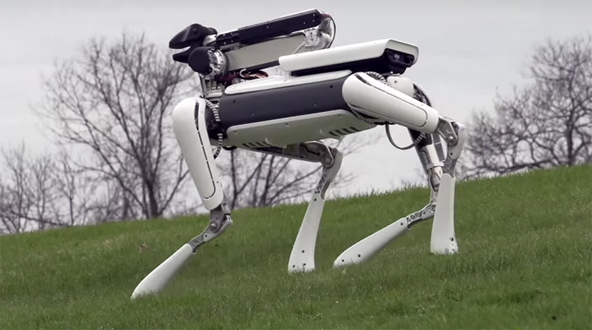 Boston Dynamics Newest Video Brings the Robotics Future to Life