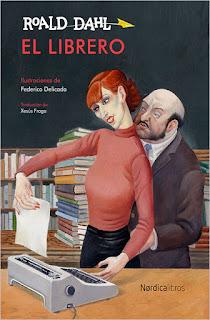 """""""El librero"""" - Roald Dahl"""