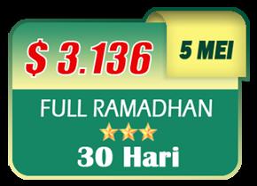 paket umroh full ramadhan 2019