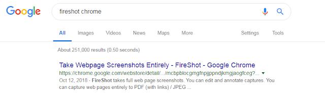Cara Instal Add Ons Fireshot Untuk Screenshot Halaman Web