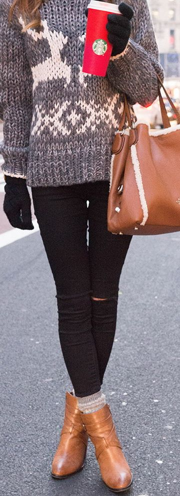 Trending - 32 Chic Winter Outfits