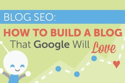 Simak Baik-Baik Blogger, Nih : 10 Kriteria Blog Yang Paling Disukai Google