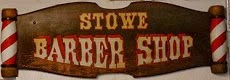 The Stowe Barber Shop