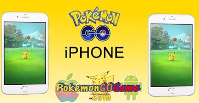 Cara Download dan Install Game Pokemon Go APK pada iOS dan iPhone