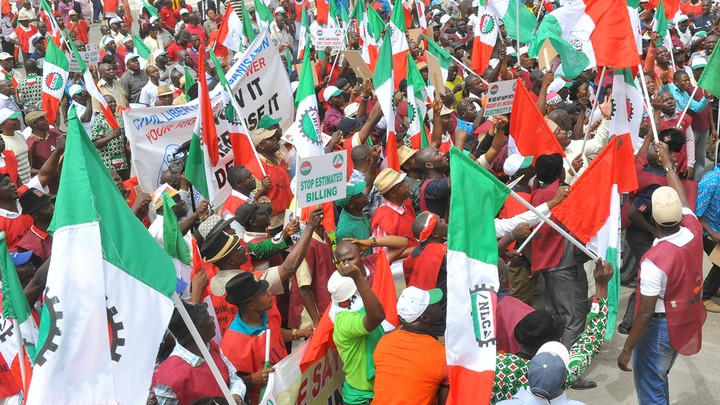 Workers Await Review Of Minimum Wage #Recession