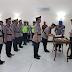 Kapolres Subang Pimpin Sertijab Tiga Perwira Yang Dimutasi Polda Jabar