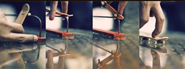 How To Do A Heelflip On A Fingerboard