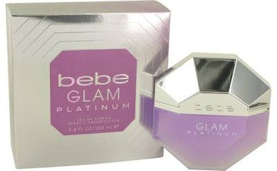 Parfum Wanita Bebe Glam Platinum