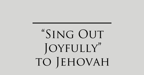 Jw.org Song Book