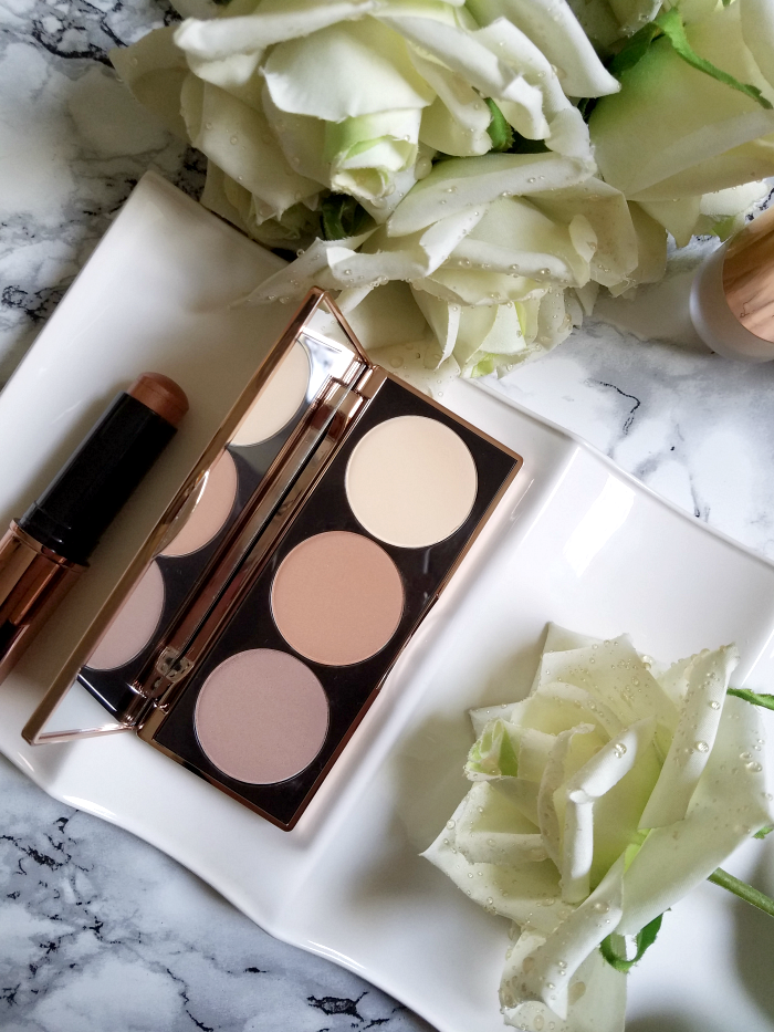 nude by nature - Contour Palette 1