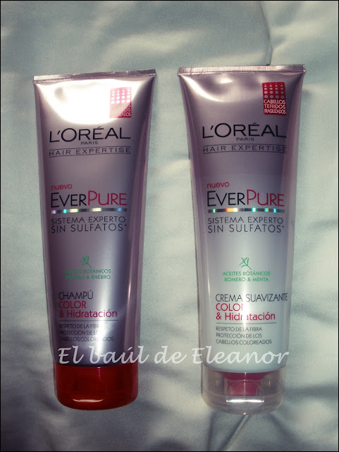L'Oreal Hair Expertise Ever Pure