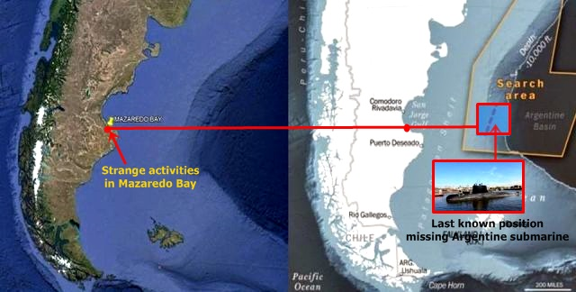 "Strange Figures in Mazaredo Bay Argentina communicate with ""Something"" from the Sea Mazaredo%2Bbay%2Bsubmarine%2B%25284%2529"