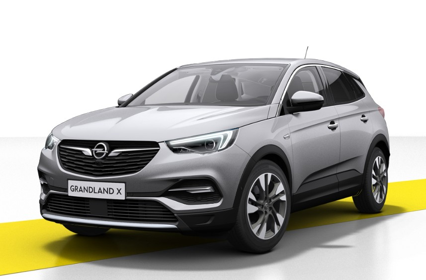 Opel Grandland X 2018 Couleurs Colors