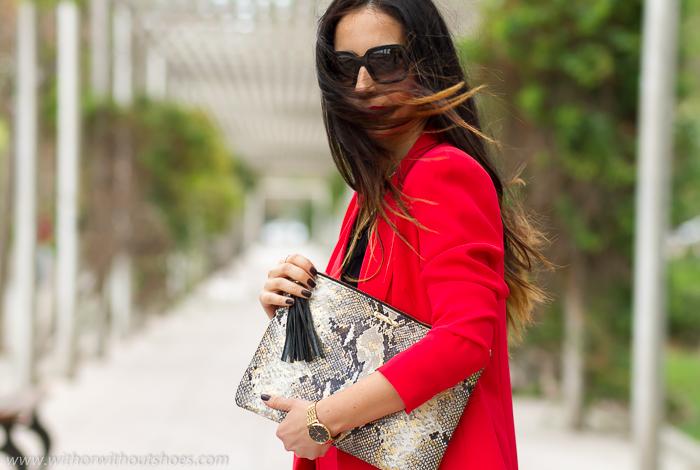 BLogger Influencer de moda de Valencia con idea de outfit estilismo para celebraciones