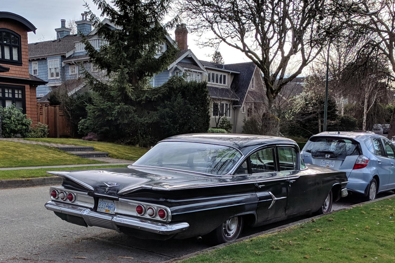 1960 Chevy Bel Air
