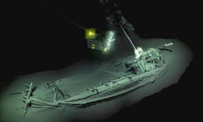 Ο Έλληνας της ομάδας που ανακάλυψε το αρχαιότερο ναυάγιο του κόσμου φέρνει στο φως τα μυστικά του