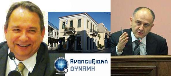Κάλπες σε Ναύπλιο και Κρανίδι για τις εκλογές στο Επιμελητήριο ζητά ο Θοδωρής Βασιλόπουλος