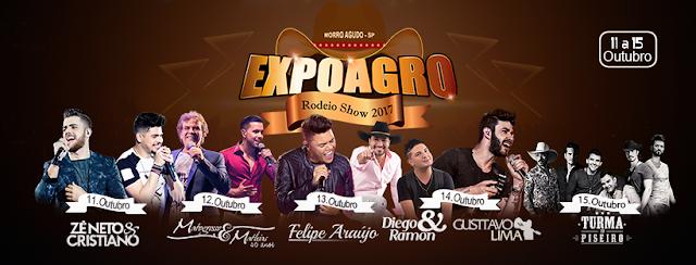 Expoagro Rodeio Show de Morro Agudo, SP