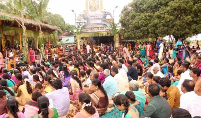 கிழக்கிலங்கையில் மகா ஏகாதச ருத்ர வேள்வி ?