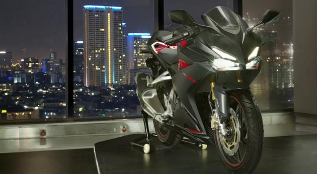 foto All New Honda CBR250RR  Anchor Graymetallic