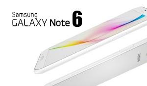 سعر ومواصفات هاتف سامسونج جالكسي نوت 6 Galaxy Note - مسربة
