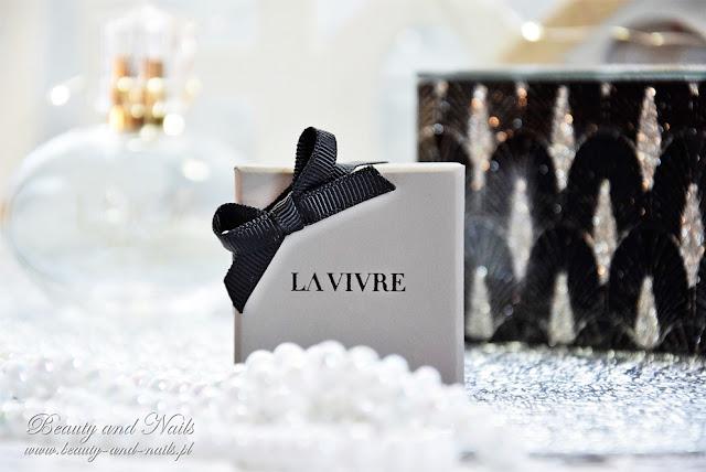 Srebrna biżuteria LaVivre - zawieszka.