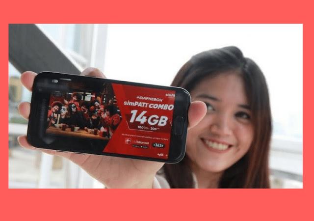 daftar harga paket internet telkomsel termurah se Indonesia