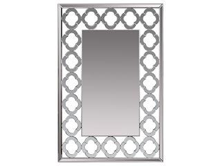 espejo con el marco de espejo