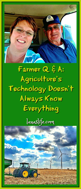 Technology in the Agriculture word has increased immeasurably in the last 10-15 years, and don't get me wrong; I greatly appreciate all of it.  From auto-steer to field mapping, technology has made the life of a farmer much less stressful and has given us even more tools in our toolboxes to fine tune our operations.  That is awesome, but I have an even better tool that is just as good as or even better sometimes than my weather app, auto-steer or field monitor. Agriculture's Technology Doesn't Always Know Everything. Want to know what this irreplaceable tool is???? Well, actually it's not a what, rather it is a WHO........
