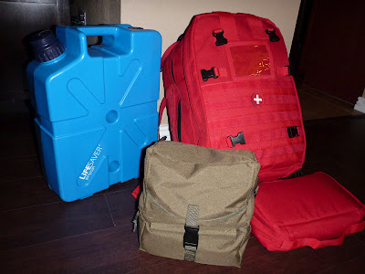 Gear Review #1 – Overland Medical Kit & LifeSaver Systems Jerry Can Water Filtration
