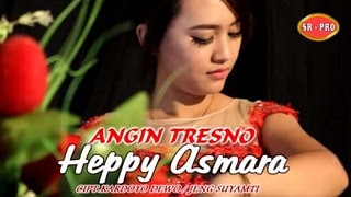 Lirik Lagu Happy Asmara - Angin Tresno