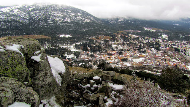 San Rafael desde Cabeza Reina - AlfonsoyAmigos