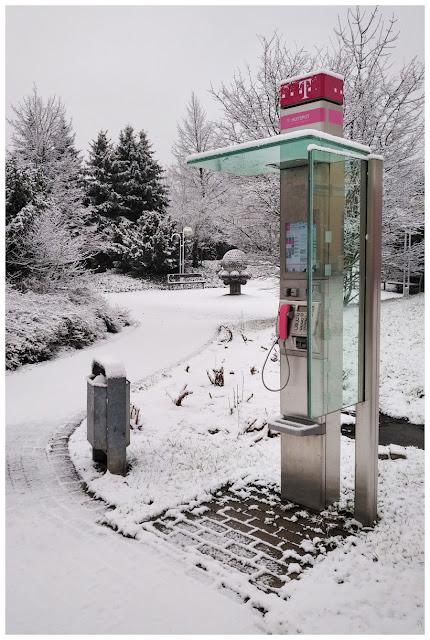 Telefonzelle Zeitz Ost Platz der Deutschen Einheit