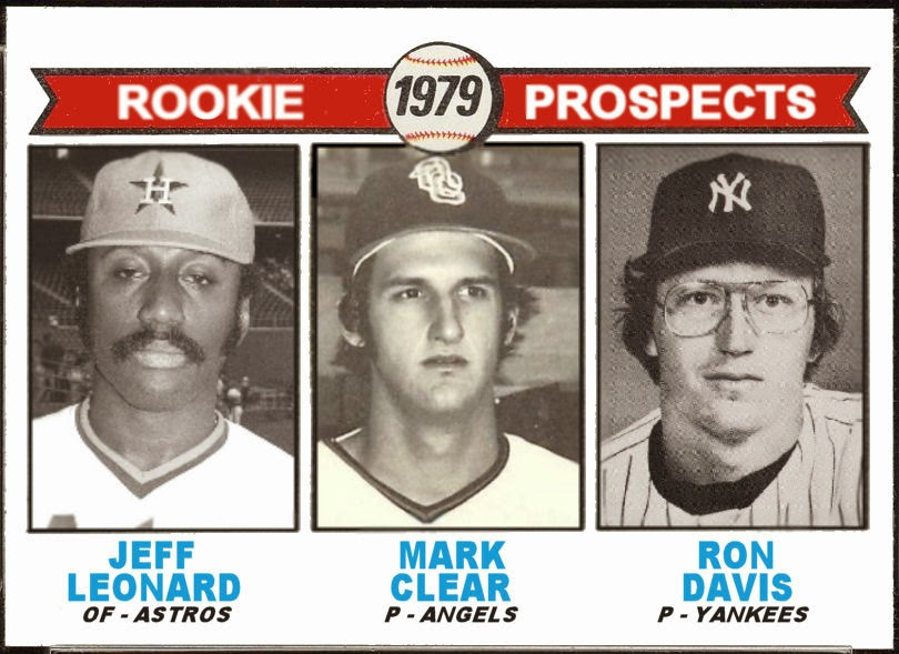 Cards That Never Were 1979 Topps Rookie Prospects