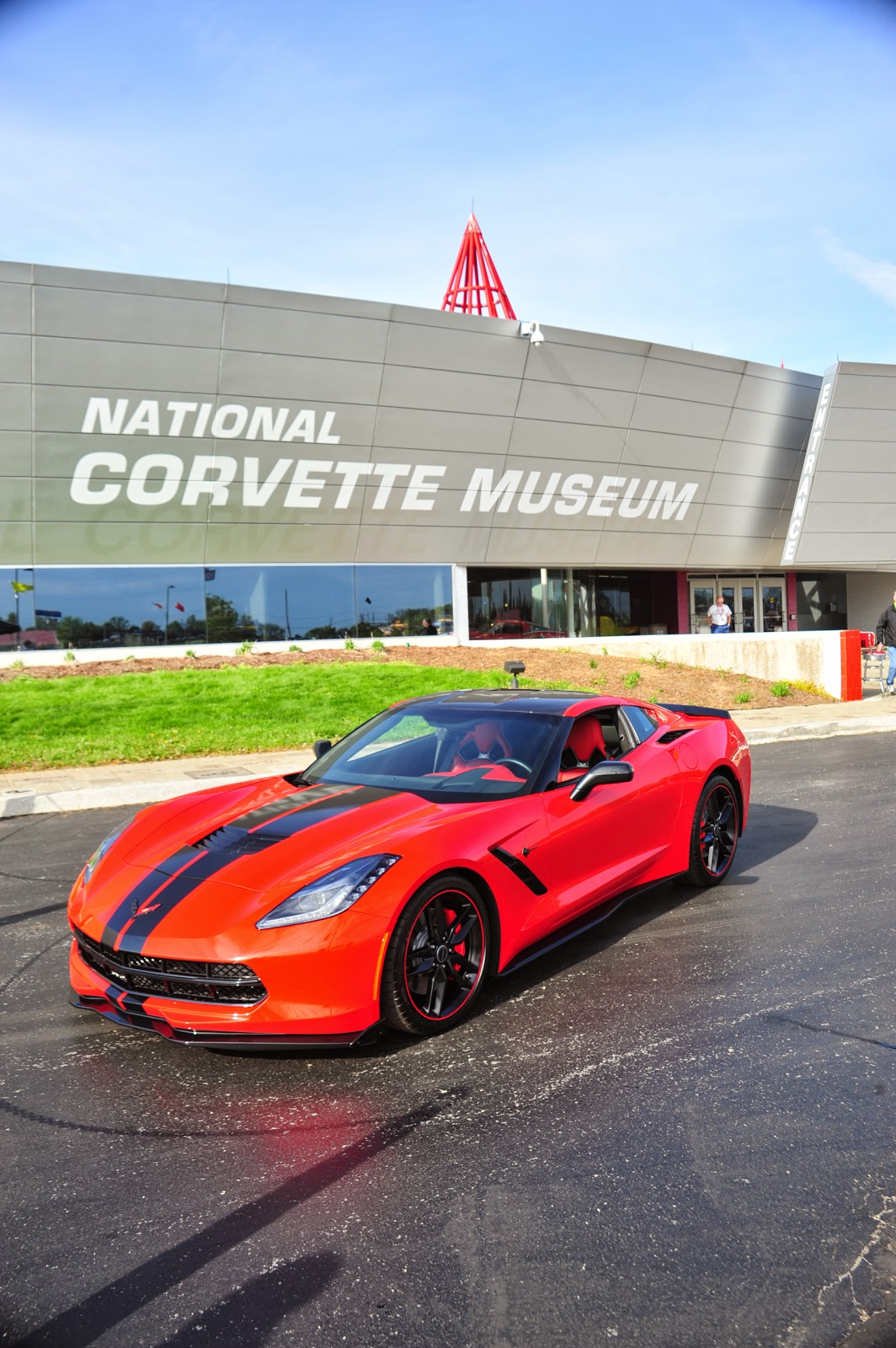 National Corvette Museum 2015 Corvette Offers Atlantic