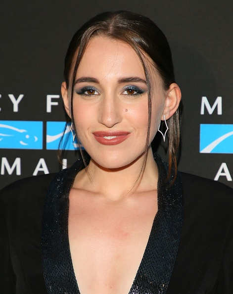 Harley Quinn Smith Wears Gabriel NY