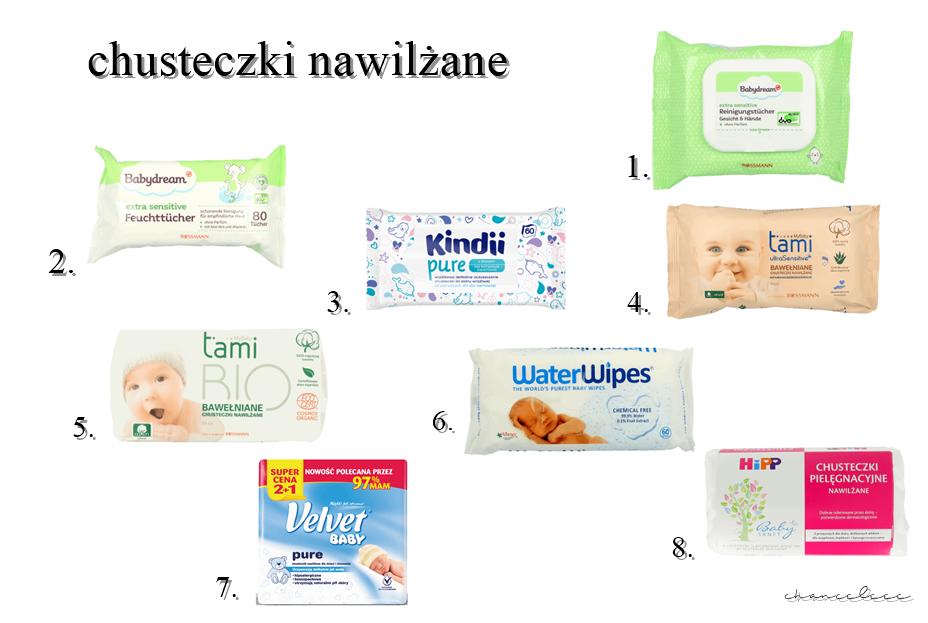 Pielęgnacja dziecka - drogeryjne produkty z dobrym składem