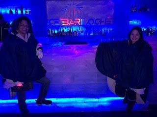 Bar de gelo Icebariloche em Bariloche